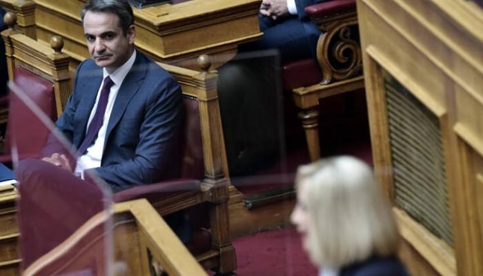 Γεννηματά σε Μητσοτάκη: Θα συνεχίσουμε να σας κάνουμε κριτική μέσα και έξω από τη Βουλή