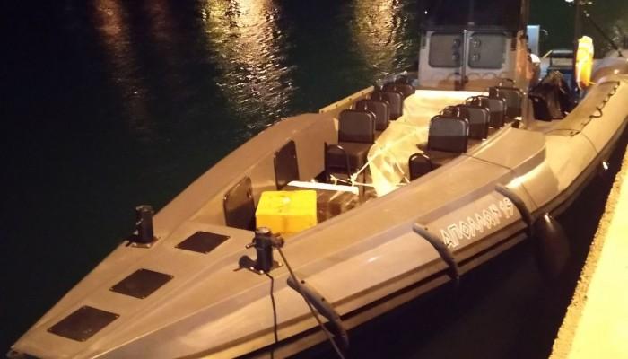 Λύθηκε το μυστήριο με τα ευρηματα στο σκάφος της Παλαιόχωρας (φωτο)