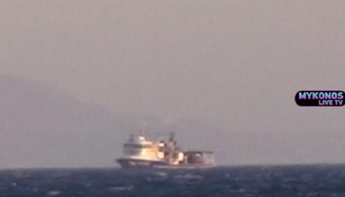 Tο Λιμενικό για τα τουρκικά αλιευτικά σκάφη ανοιχτά της Μυκόνου