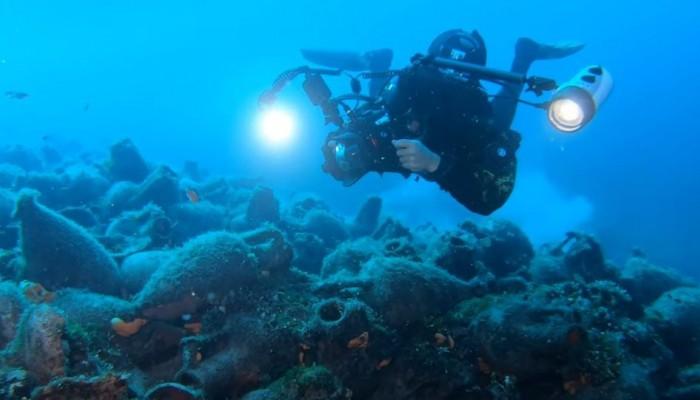 Το πρώτο υποβρύχιο μουσείο της Ελλάδας ανοίγει στην Αλόννησο