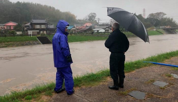 Τουλάχιστον εξήντα οι νεκροί από τις πλημμύρες στην Ιαπωνία