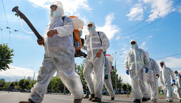 Πάνω από 600 ασθενείς με κορονοϊό το έσκασαν από νοσοκομείο της Ρουμανίας