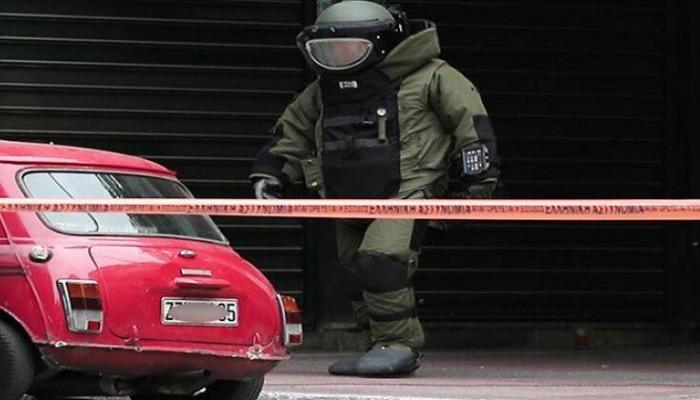 Χαλκιδική: Εξουδετερώθηκε η βόμβα που είχε τοποθετηθεί σε ΑΤΜ – Άνοιξε ο δρόμος
