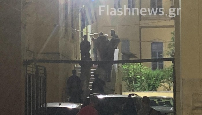 Χανιά: Στον εισαγγελέα οι επτά συλληφθέντες του σκάφους στην Παλαιόχωρα (φωτο)