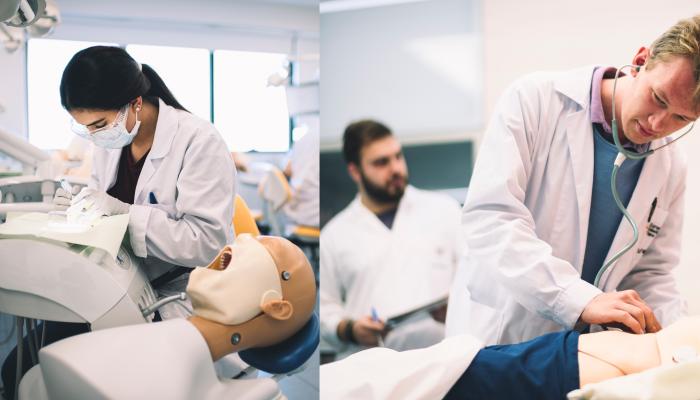 Σπουδές Ιατρικής, Οδοντιατρικής, Επιστημών Υγείας & Ζωής στο Ευρωπαϊκό Πανεπιστήμιο Κύπρου