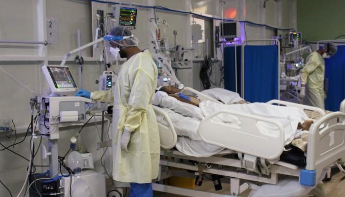Κορονοϊός: Άλλο ένα θλιβερό ρεκόρ στις ΗΠΑ – Πάνω από 77.000 νέα κρούσματα σε 24 ώρες