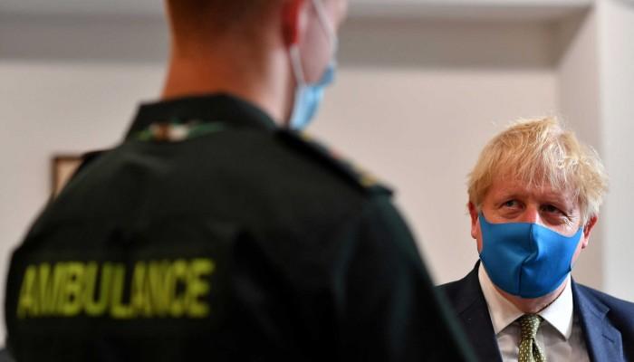 Αγγλία: Υποχρεωτική πλέον η χρήση μάσκας–Πρόστιμο έως και 100 στερλίνες για τους παραβάτες
