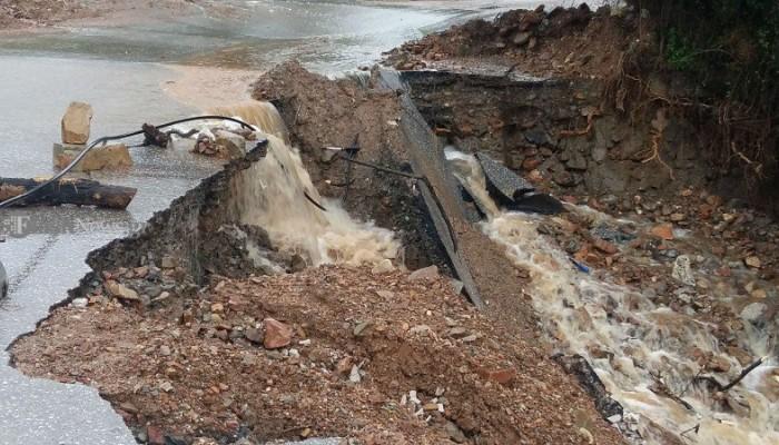 Μελέτη του Εθν. Αστεροσκοπείου Αθηνών εξηγεί τι συνέβη στις πλημμύρες του 2019 στα Χανιά