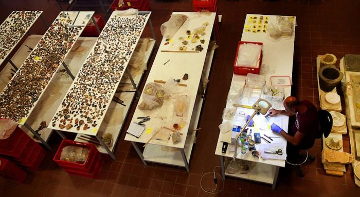 Σημαντικά αρχαιολογικά ευρήματα ήρθαν στην επιφάνεια από τις εργασίες στο Μετρό Πειραιά