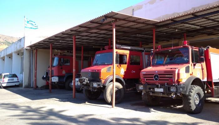 Επιχείρηση διάσωσης στα νότια των Χανίων (φωτο)