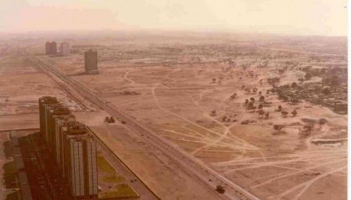 Οι πόλεις αλλάζουν στο πέρασμα του χρόνου
