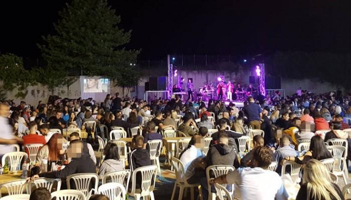Χαμός σε πανηγύρι στην Κοζάνη: Συνωστισμός και χοροί ο ένας δίπλα στον άλλο