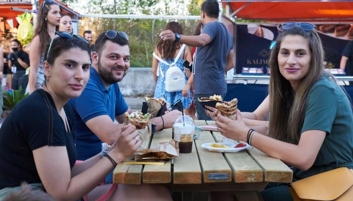 Το Street Food Festival θα πραγματοποιηθεί στη Πλ.Μικρασιατών στο Ρέθυμνο