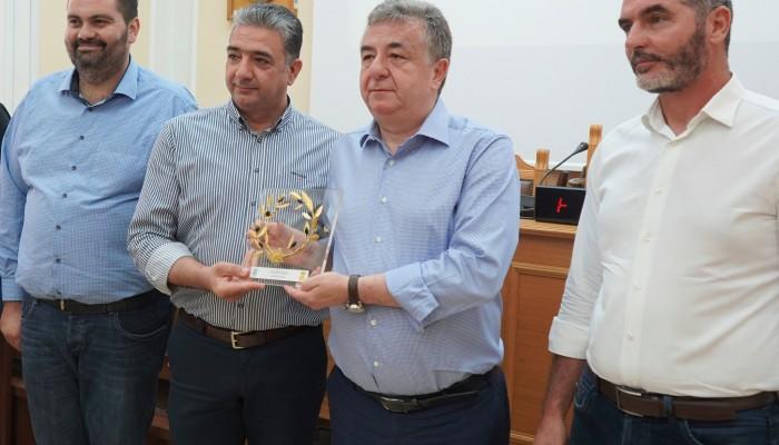 Oι νικητές του 6ου Παγκρήτιου Διαγωνισμού Ελαιολάδου (φώτο)