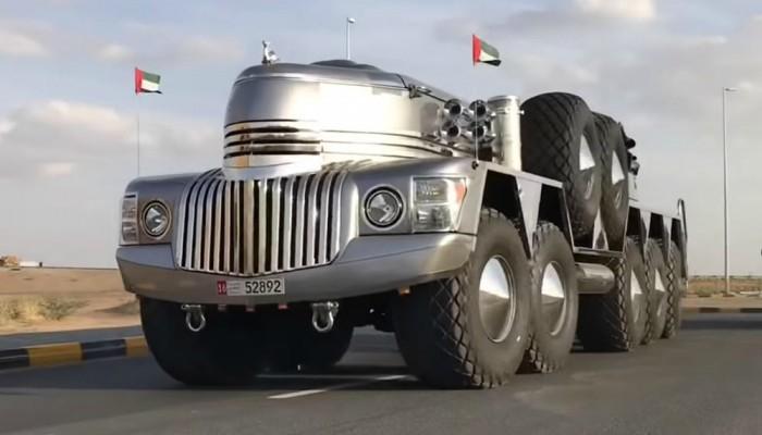 Το νέο «τέρας» του Σεΐχη του Ντουμπάι (φωτο - βιντεο)