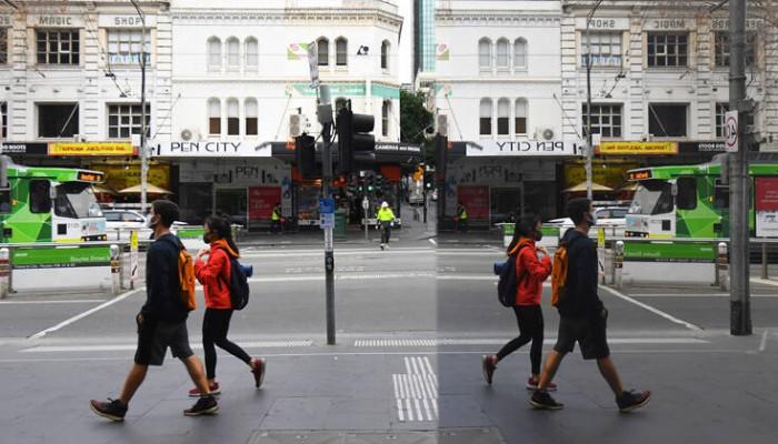 Τα λιγότερα κρούσματα κορωνοϊού του τελευταίου διμήνου καταγράφει η Αυστραλία