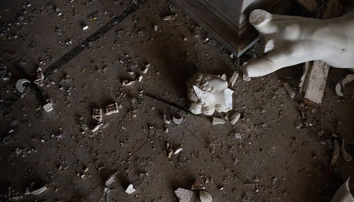 Λίβανος: Διαλύθηκαν αρχιτεκτονικά κοσμήματα ενός αιώνα από τις εκρήξεις