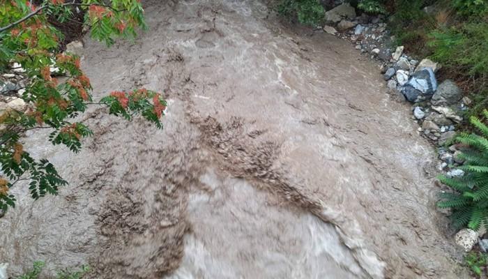 Απίστευτες πλημμύρες στην Ασή Γωνιά - Μεγάλες ζημιές από την έντονη βροχόπτωση (βιντεο)