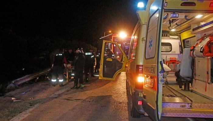 Τραγωδία: Δυστύχημα με 10 νεκρούς και δύο σοβαρά τραυματίες σε τροχαίο στην Αλεξανδρούπολη