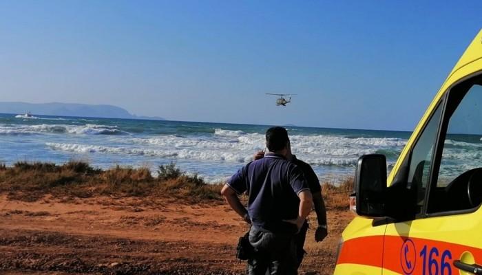 Ηράκλειο: Αναίσθητη ανασύρθηκε ηλικιωμένη από την θάλασσα