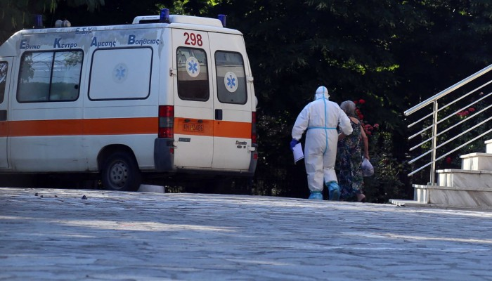 """Κορονοϊός: Πέθανε γυναίκα από τους """"θετικούς"""" στον οίκο ευγηρίας - 219 οι νεκροί στη χώρα"""