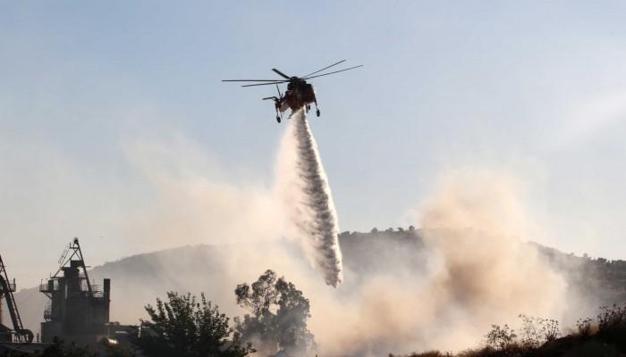 Σε κατάσταση αυξημένης επιφυλακής για την αντιπυρική προστασία η Κρήτη