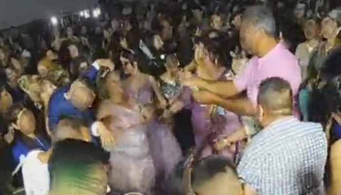 Σα να μην υπάρχει κορονοϊός! Εικόνες –σοκ από γάμο στην Αλεξανδρούπολη-Eπέμβαση Aστυνομίας