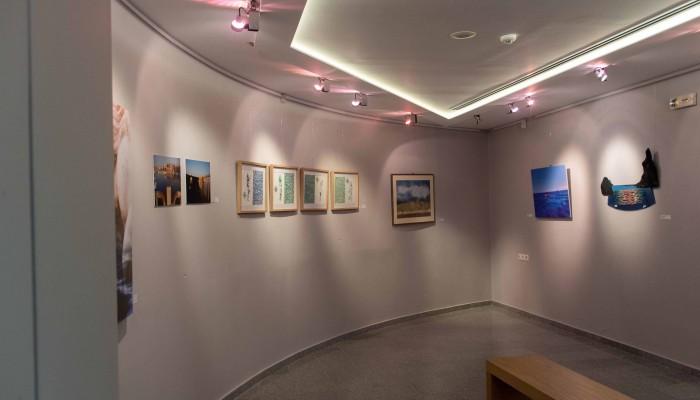 Εγκαινιάστηκε η έκθεση σύγχρονης τέχνης «Υδάτινος Χώρος»