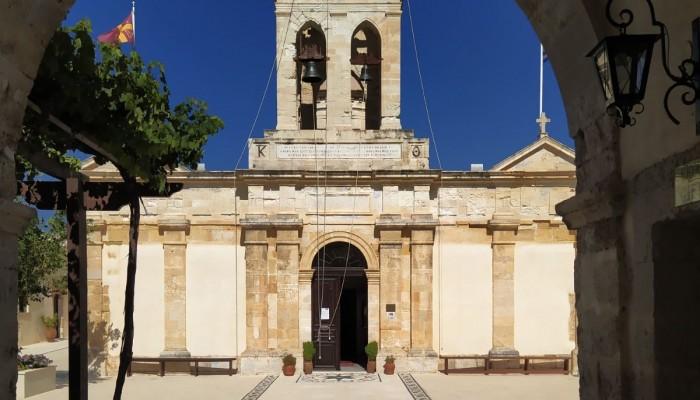 Υπαίθριος εορτασμός τον Δεκαπενταύγουστο στην Πατριαρχική Μονή Γωνιάς