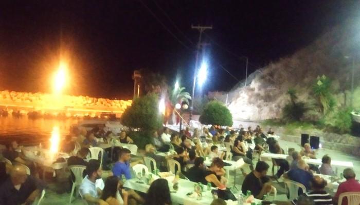 KNE: Εκδήλωση της Τομεακής Οργάνωσης Χανίων στις Καλύβες