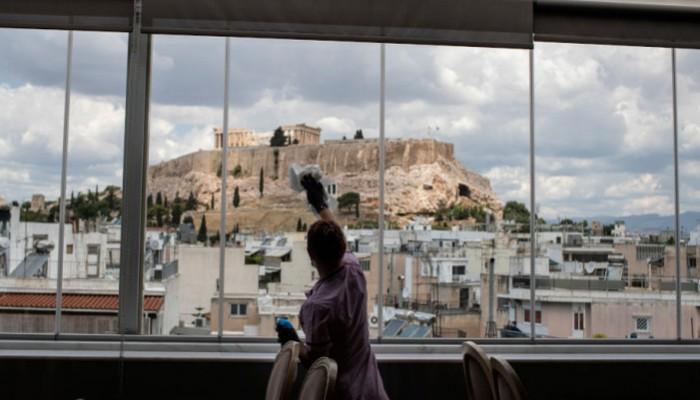 Βρετανίδα περιγράφει τη διαφορά ανάμεσα σε Κρήτη και Μάντσεστερ λόγω κορωνοϊού