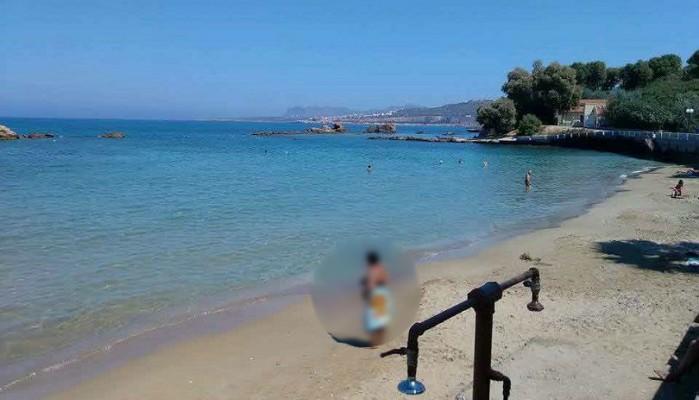 Πνίγηκε ηλικιωμένος στην παραλία του Κουμ Καπί στα Χανιά