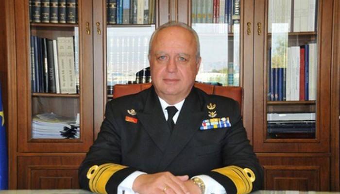 Στα Χανιά ο αρχηγός ΓΕΝ, Στυλιανός Πετράκης