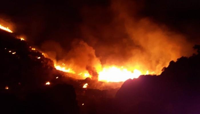 Κρήτη: Υψηλός κίνδυνος πυρκαγιάς σήμερα