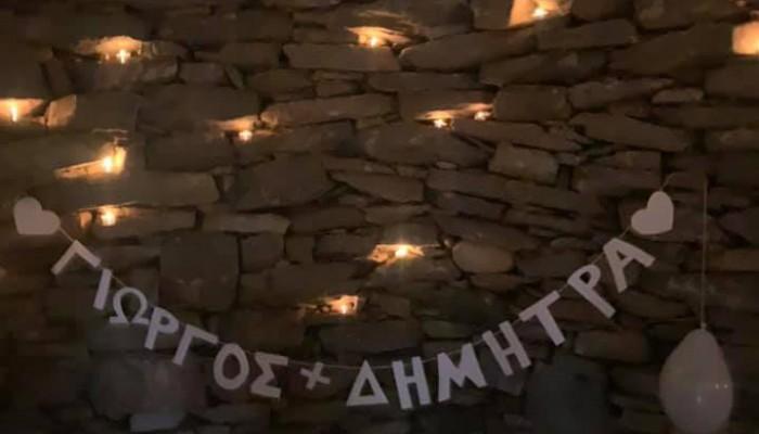 Της έκανε πρόταση γάμου στην κορυφή του Ψηλορείτη (φωτο - βίντεο)