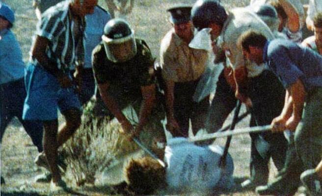 Επέτειος μνήμης για τα 24 χρόνια από τον θάνατο του Τάσου Ισαάκ και του Σολωμού Σολωμού