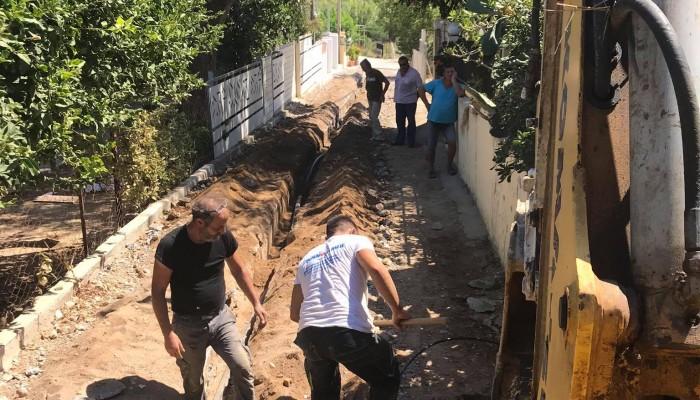 ΔΕΥΑ Μαλεβιζίου: Αντικατάσταση δικτύου ύδρευσης στην Αμμουδάρα