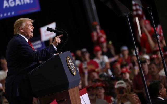 ΗΠΑ: Τα δύο πρόσωπα του Τραμπ στην προεκλογική εκστρατεία κατά του Μπάιντεν