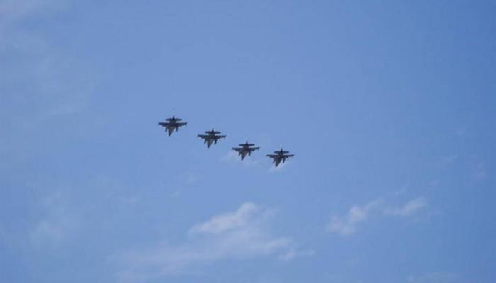 Με τέσσερα F-16 συμμετέχει η Πολεμική Αεροπορία σε μεγάλη διεθνή άσκηση