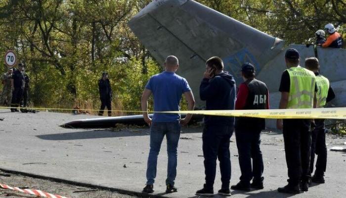 Τραγωδία με στρατιωτικό αεροσκάφος στην Ουκρανία: Βίντεο από την στιγμή της συντριβής