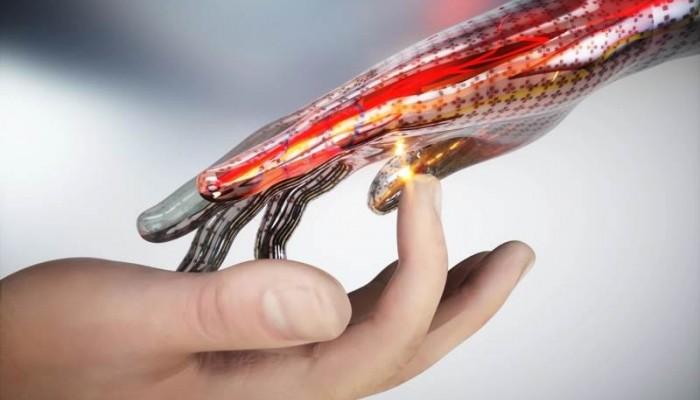 Το πρώτο τεχνητό δέρμα στον κόσμο που αντιλαμβάνεται με ακρίβεια τον πόνο