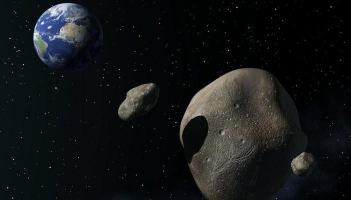 Αστεροειδής θα περάσει από τη Γη σε απόσταση μικρότερη από εκείνη της Σελήνης
