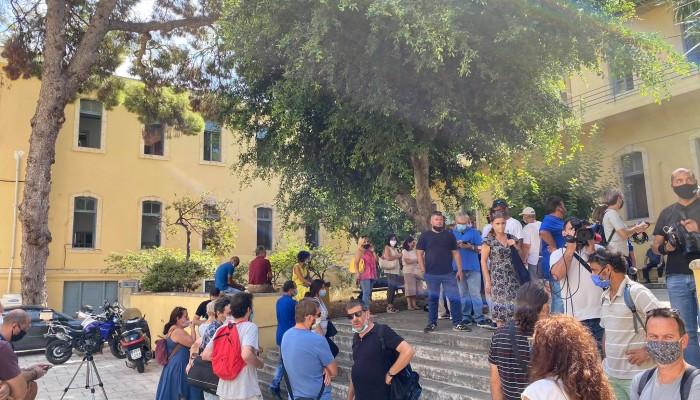 Χανιά: Ένοχος ο γονέας για την επίθεσή του στον καθηγητή - Τι είπε στην απολογία του