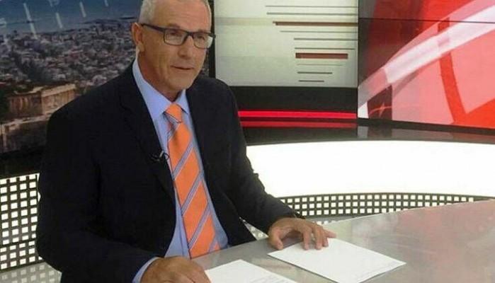 Πέθανε σε ηλικία μόλις 59 ετών, ο δημοσιογράφος της ΕΡΤ Δημήτρης Καρανικόλας