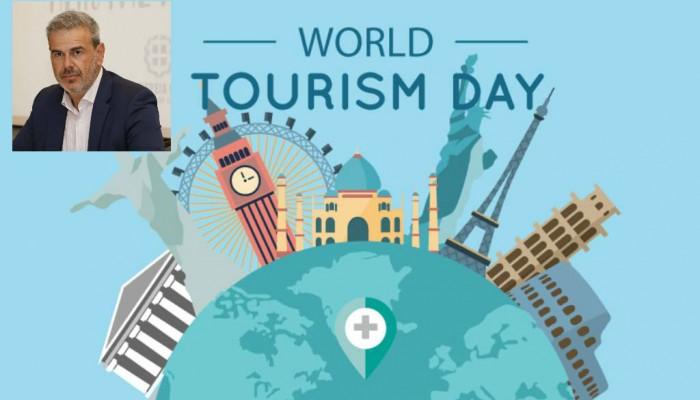 Γ.Γ. ΕΟΤ Δημήτρης Φραγκάκης: Οι δύο βασικές προκλήσεις για τον τουρισμό