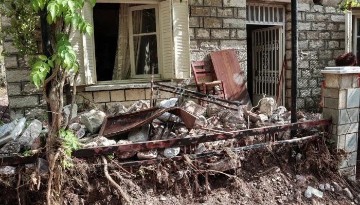 Ο Ιανός ρήμαξε την Καρδίτσα: 2.181 κτίρια με ζημιές - Εκατοντάδες και στο Ιόνιο (βιντεο)