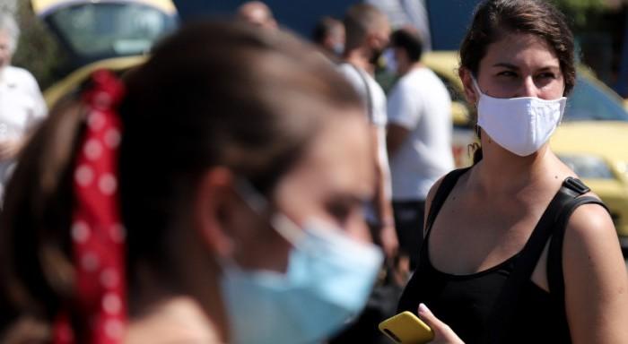 Κορωνοϊός: 19 πρόστιμα στην Κρήτη για μη χρήση μάσκας