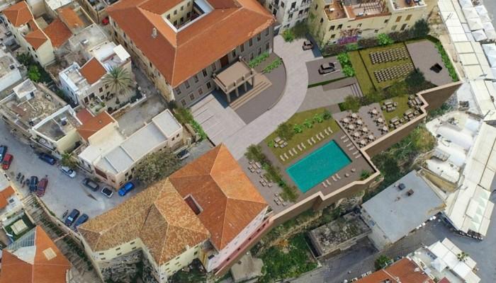 Αυτή είναι η επενδυτική πρόταση για τον λόφο Καστέλι στα Χανιά (φωτο)