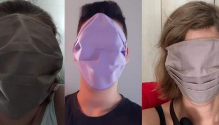 Νέο αλαλούμ με τις σχολικές μάσκες – Πάλι έστειλαν λάθος διαστάσεις (βιντεο)