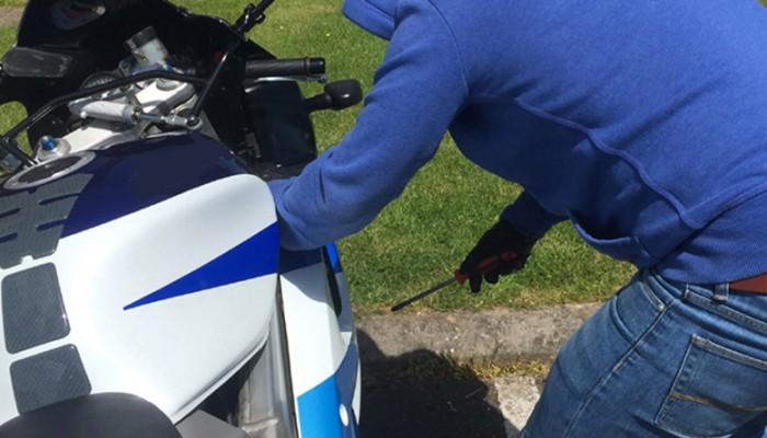 Τού 'κλεβαν τη βενζίνη αλλά τους πρόλαβε η αστυνομία